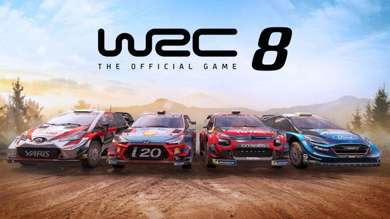 Read more about the article Геймплейный трейлер WRC 8
