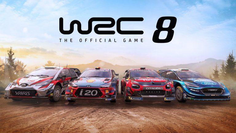 Геймплейный трейлер WRC 8