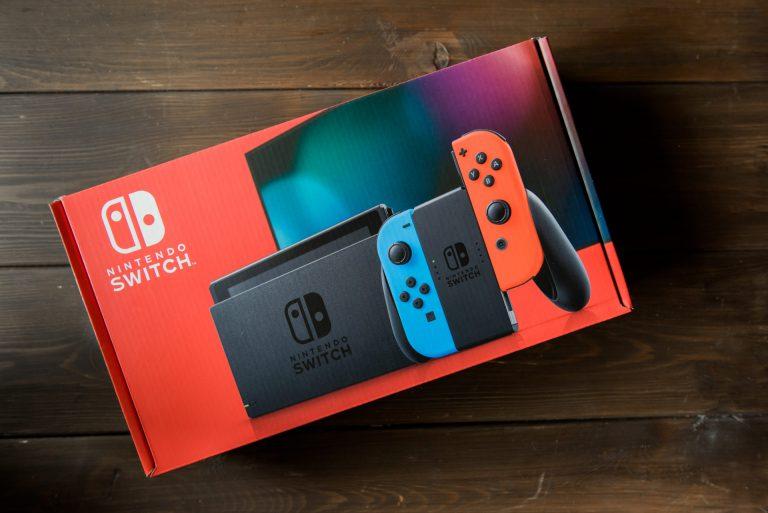 Первый бандл с новой ревизией Switch поступит в продажу в Walmart