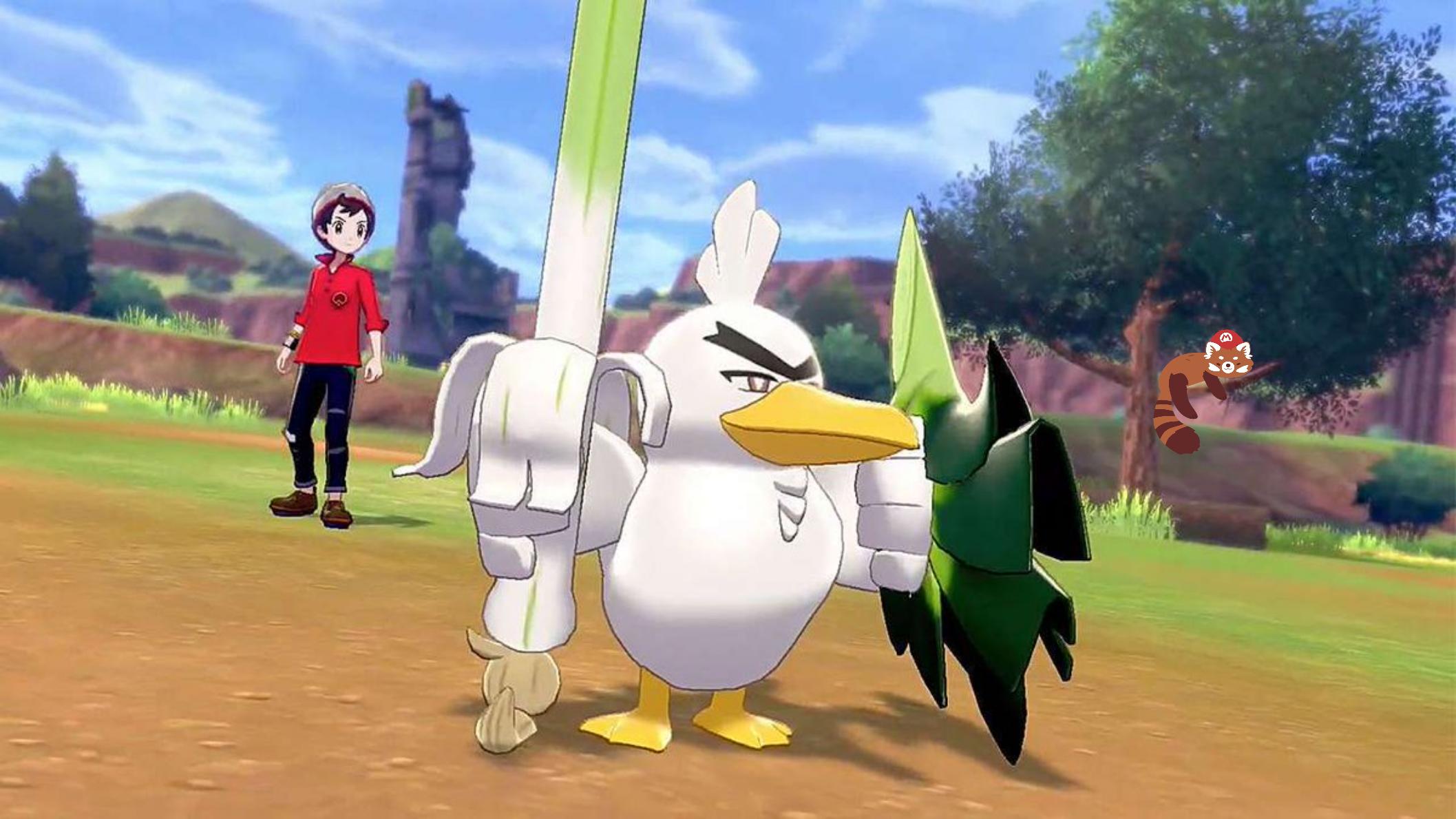 Начались февральские рейтинговые поединки в Pokemon Sword и Shield