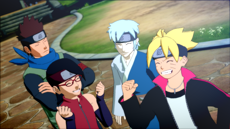 Naruto Shippuden: Ultimate Ninja Storm 4 Road to Boruto выйдет для Switch на Западе!