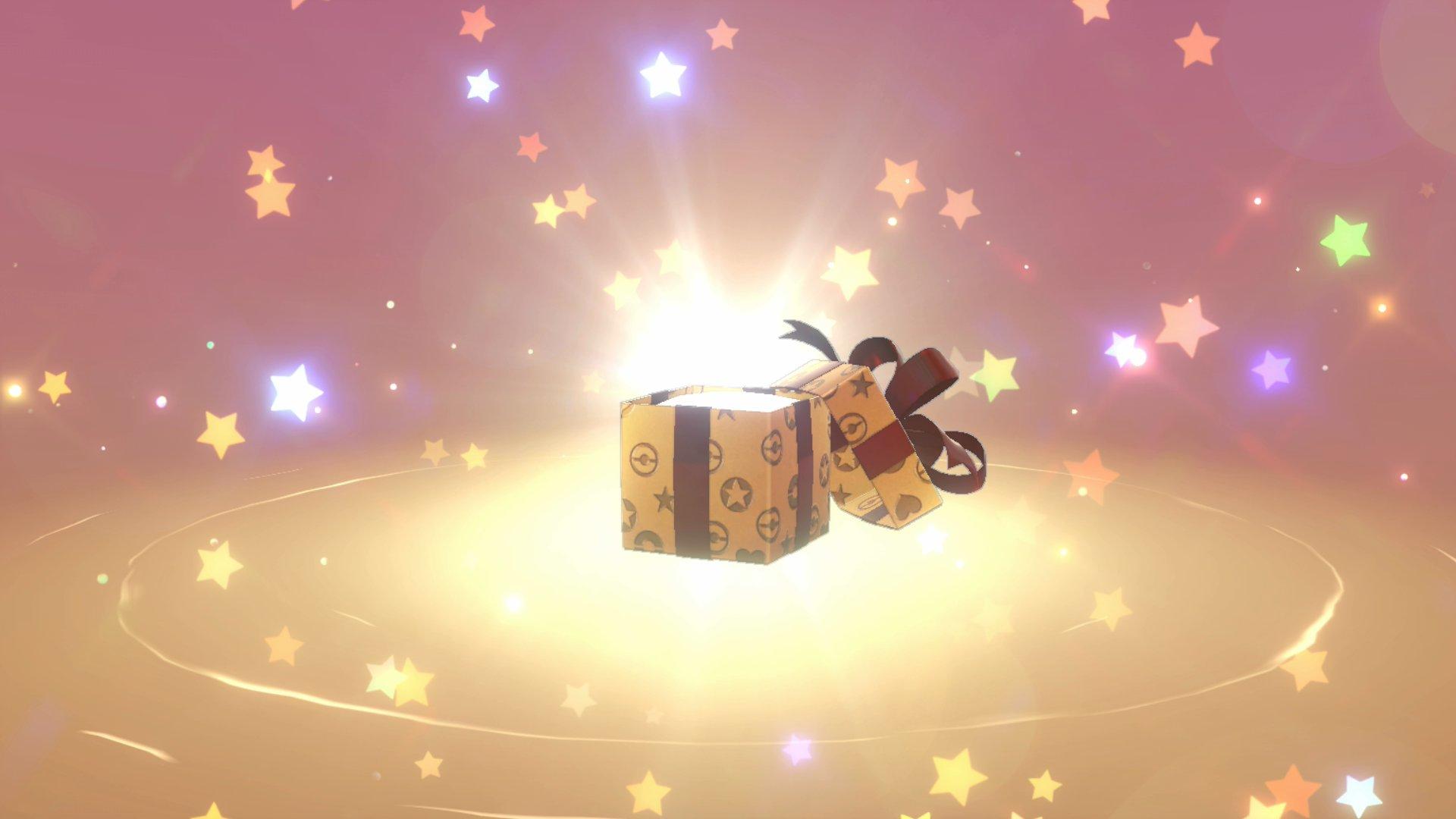 Получите 10 Luxury Balls в игре Pokemon Sword или Shield