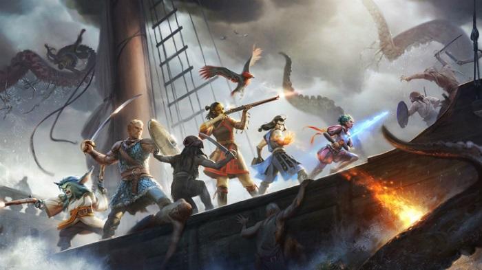 Pillars of Eternity II: Deadfire выйдет на Switch в 2020 году