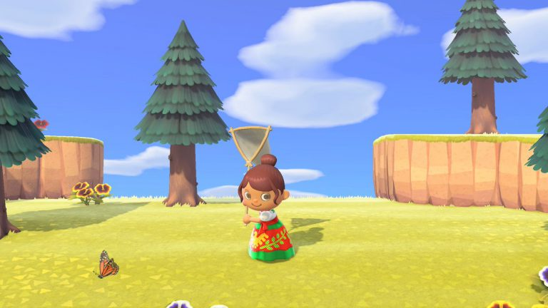 Новые скриншоты Animal Crossing: New Horizons