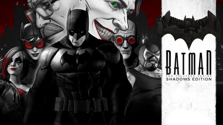 Трейлер Telltale Batman Shadows Edition