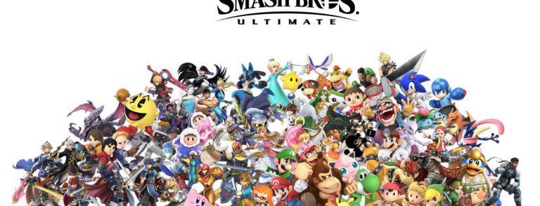 Super Smash Bros. Ultimate получила премию лучший файтинг года!