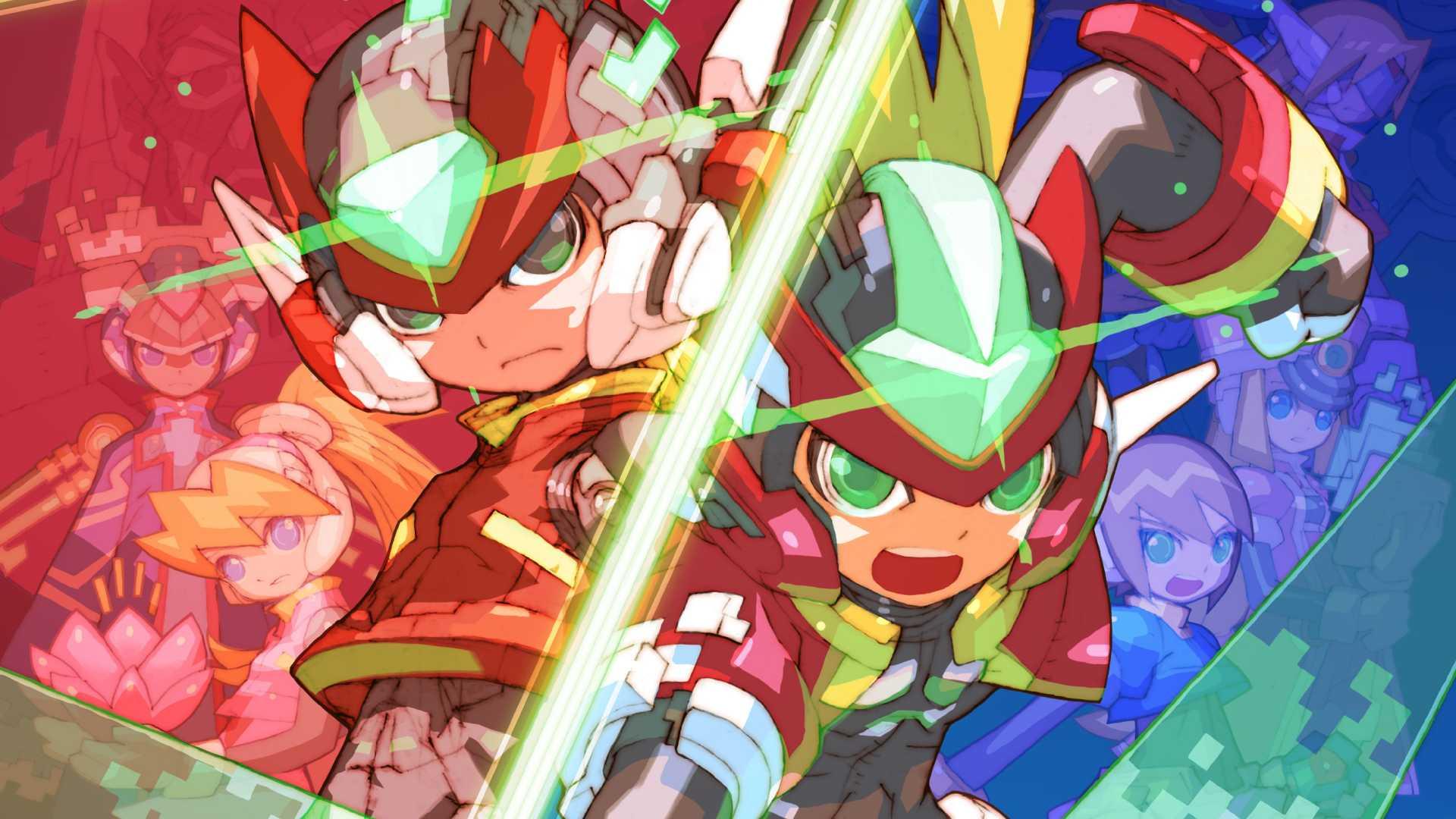 Открылся предзаказ на Mega Man Zero/ZX Legacy Collection