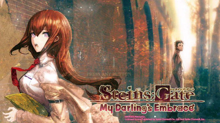 Steins;Gate: My Darling's Embrace и Steins;Gate 0 внезапно вышли для Switch на Западе