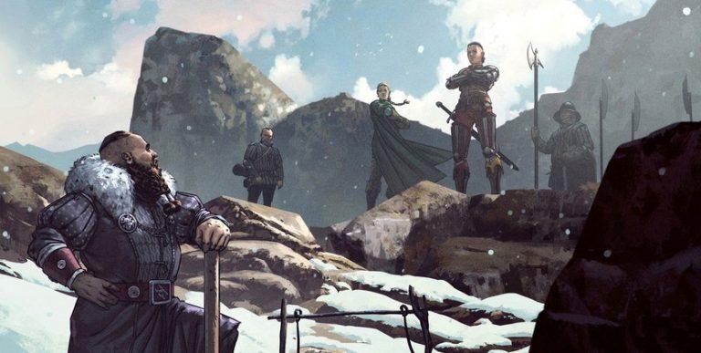 Thronebreaker: The Witcher Tales можетвыйти на Switch