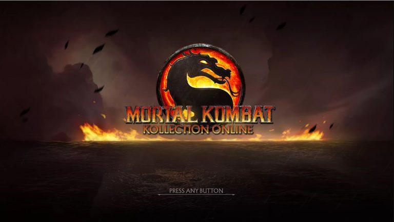 Mortal Kombat Kollection Online может выйти на Switch