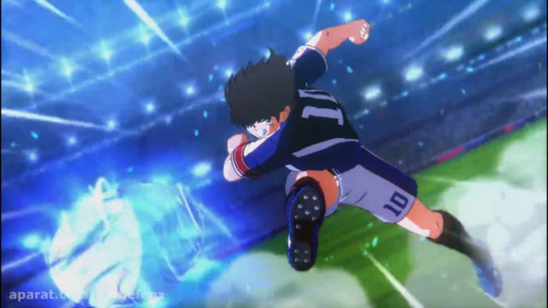 Captain Tsubasa: Rise of New Champions анонсирована для Switch