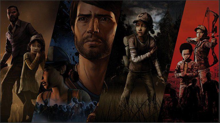 Все 4 сезона The Walking Dead от Telltale Games стали доступны для Switch!