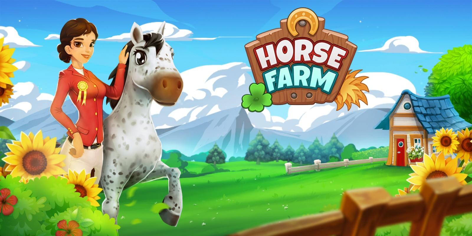 Обзор Horse Farm – Мобильный гейминг жив!