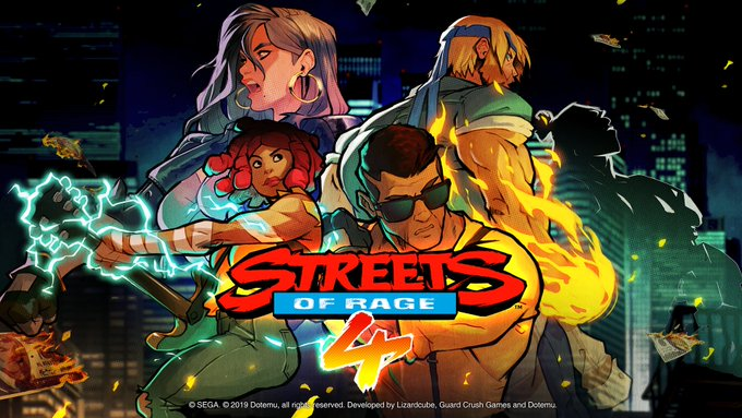 Read more about the article Streets of Rage 4 выйдет для Switch на физическом носителе
