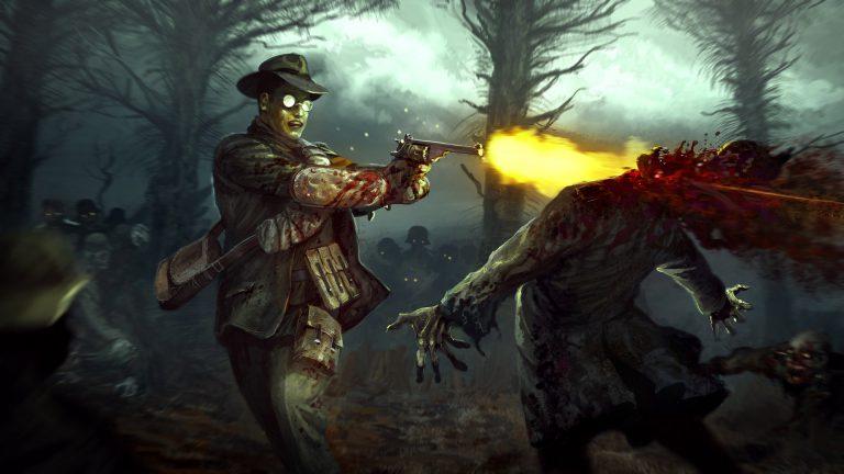 В сети появилось изображение обложки к игре Zombie Army Trilogy