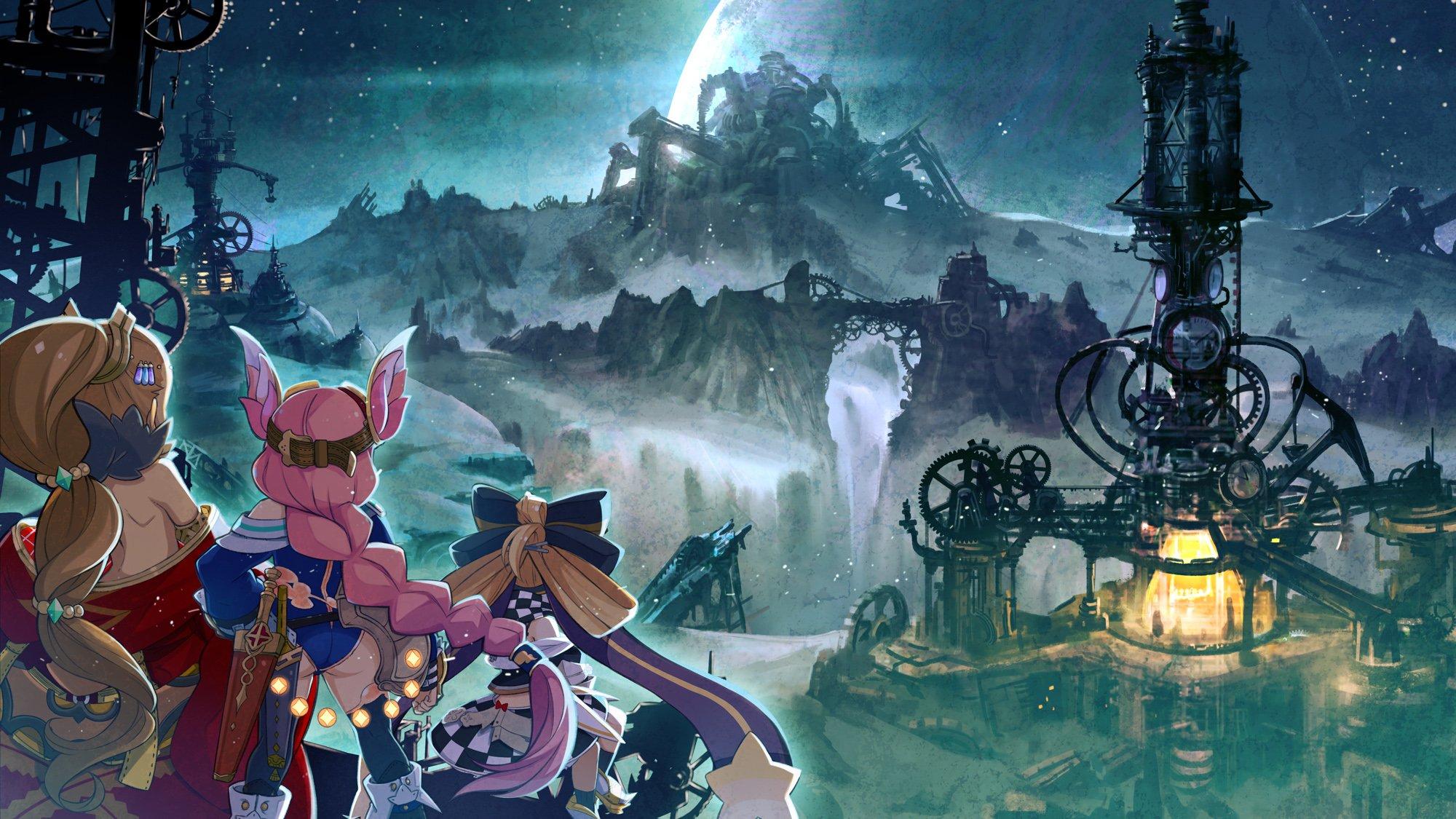 Arc of Alchemist выйдет для Switch на Западе