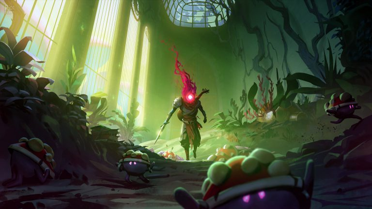Dead Cells: The Bad Seed Bundle выйдет на Switch 11 февраля