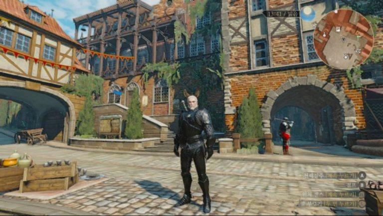 Для Switch-версии The Witcher 3: Wild Hunt вышло обновление 3.6