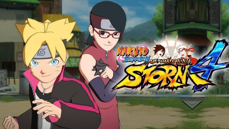 Naruto Shippuden: Ultimate Ninja STORM 4 Road to Boruto появилась в eShop