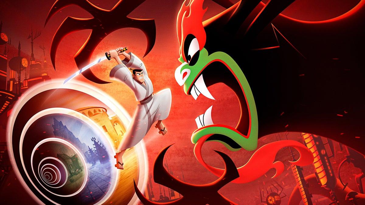 Samurai Jack: Battle Through Time выйдет на Switch