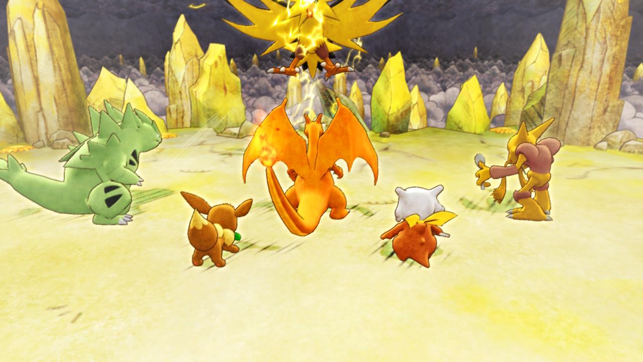 Обзор Pokemon Mystery Dungeon: Rescue Team DX – то же самое, что и раньше?