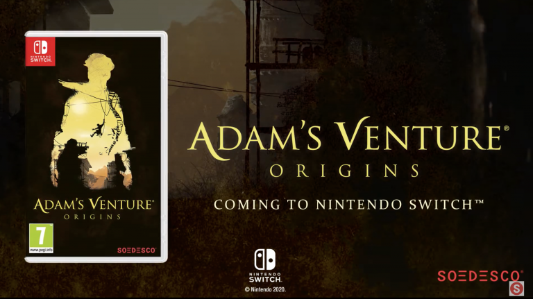 Read more about the article Adam's Venture: Origins устанавливает курс на Nintendo Switch