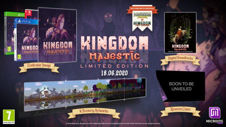 Бандл Kingdom Majestic выходит на Switch