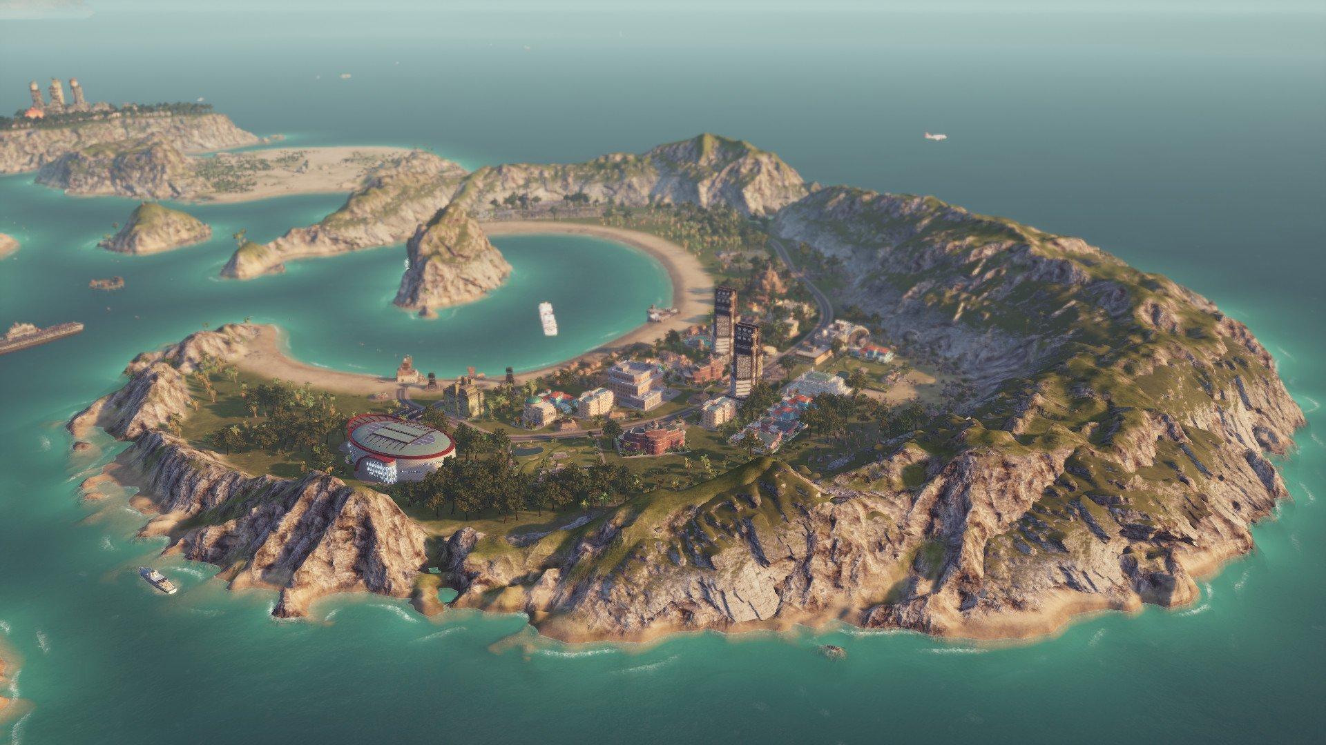 Tropico 6 выйдет на Switch