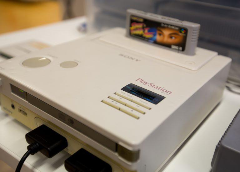 Прототип Nintendo Playstation продали на аукционе за 360 000 долларов
