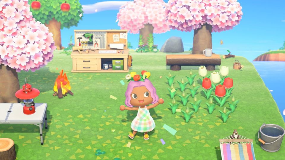 Более 1,88 копий Animal Crossing: New Horizons проданно в Японии за 3 дня