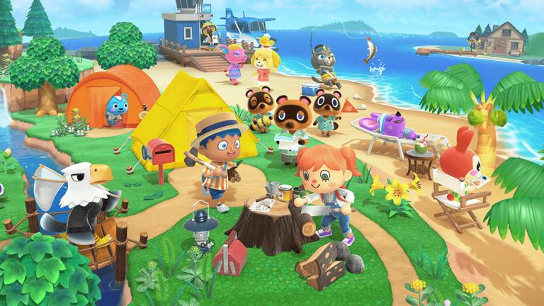 Для Animal Crossing: New Horizons вышло обновление 1.1.1