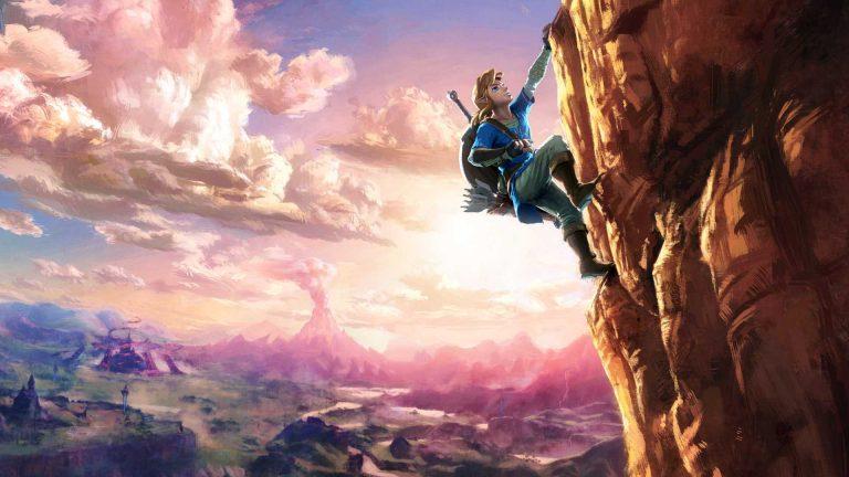 Read more about the article Youtuber смог пройти Zelda Breath of the Wild ни сделав ни единого шага