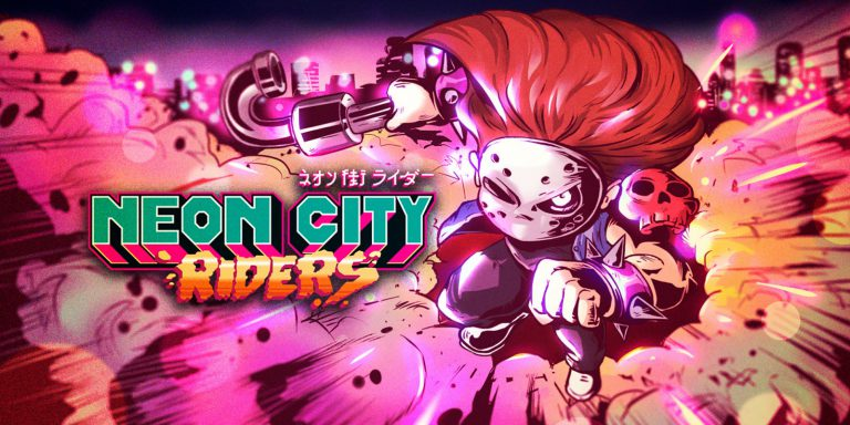Read more about the article Обзор Neon City Riders – олдсукльный хардкор