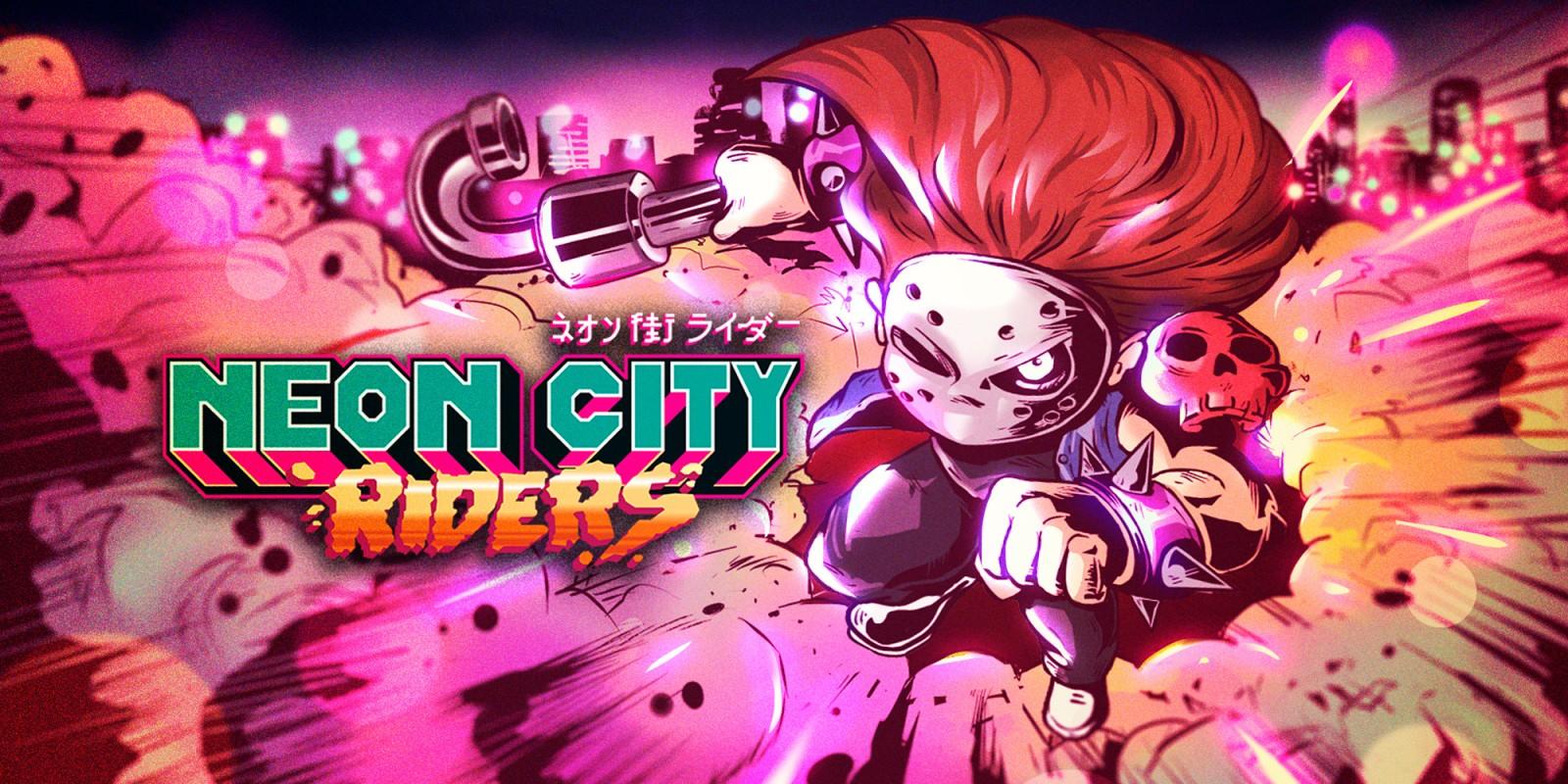 Обзор Neon City Riders – олдсукльный хардкор