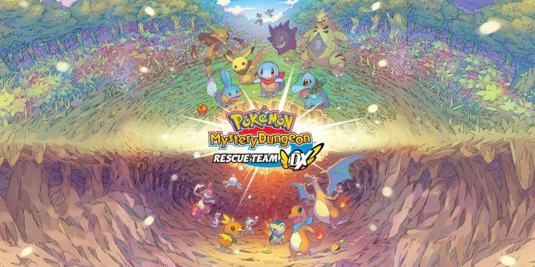 Pokemon Mystery Dungeon: Rescue Team DX получила новое обновление 1.0.2