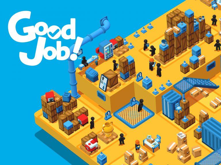 """""""Good Job!"""" уже в продаже на Nintendo Switch!"""