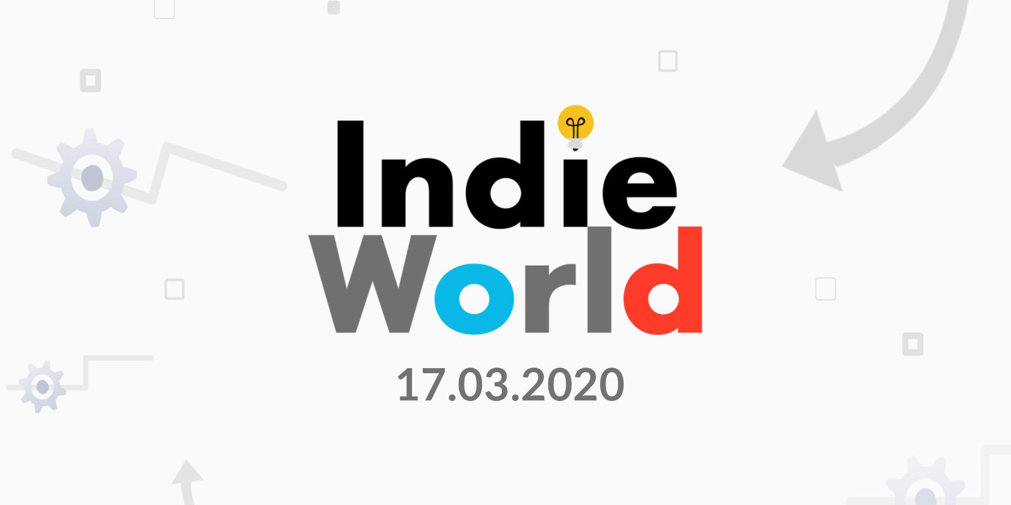 Nintendo анонсировала презентацию Indie World!