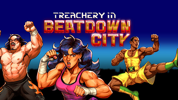 Treachery in Beatdown City Episode One выходит 31 марта для Switch
