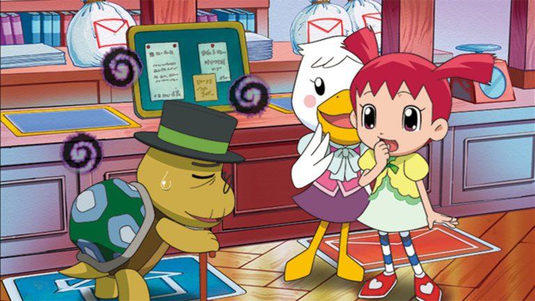 Animal Crossing держит путь на TV!