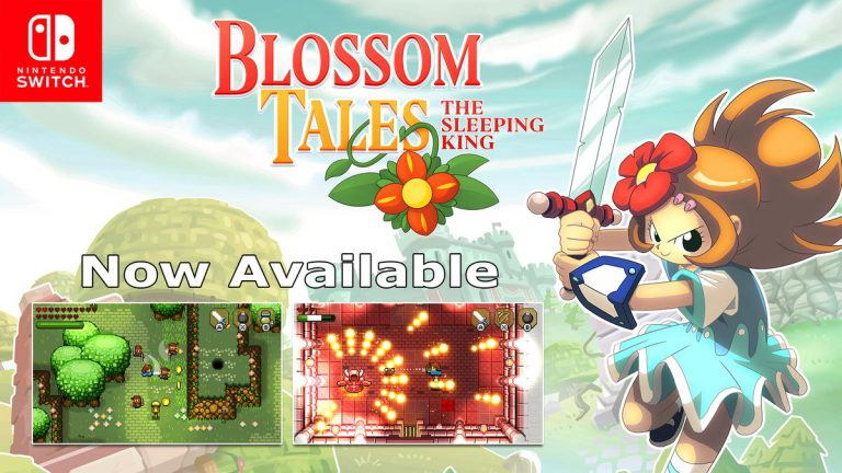Read more about the article Blossom Tales: The Sleeping King стало доступно демо