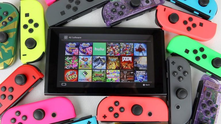 Nintendo Switch исполнилось 3 года!