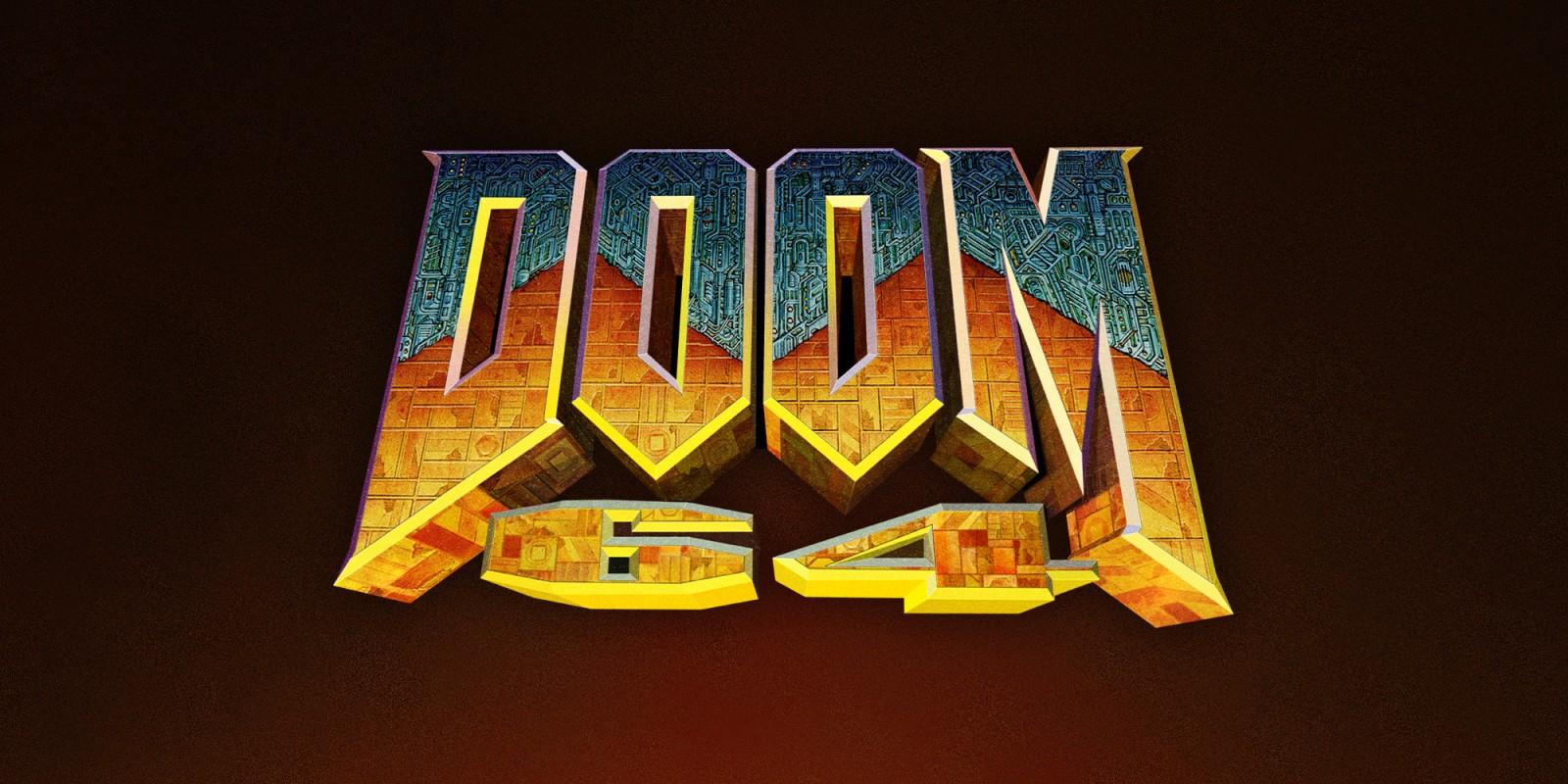 Doom 64 на Switch будет иметь дополнительные возможности!