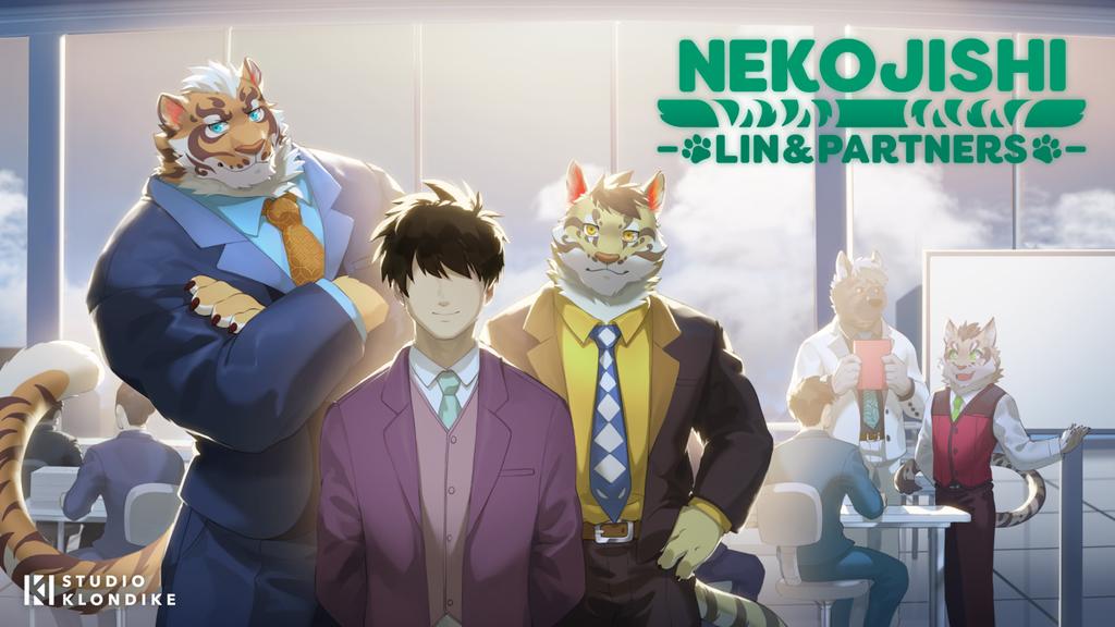 Nekojishi: Lin & Partners выходит на Switch