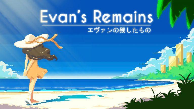 Мистический-триллер головоломка Evan's Remains выходит на Switch в июне
