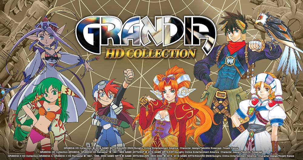 Grandia HD Collection появится в Японии 25 марта