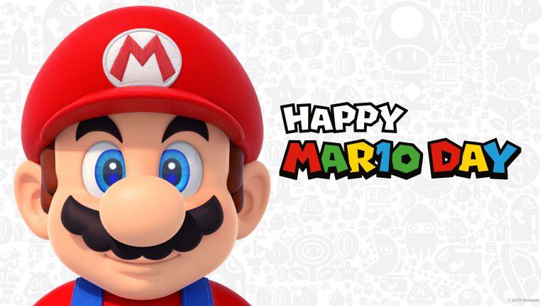 Поздравляем всех с днём Марио!