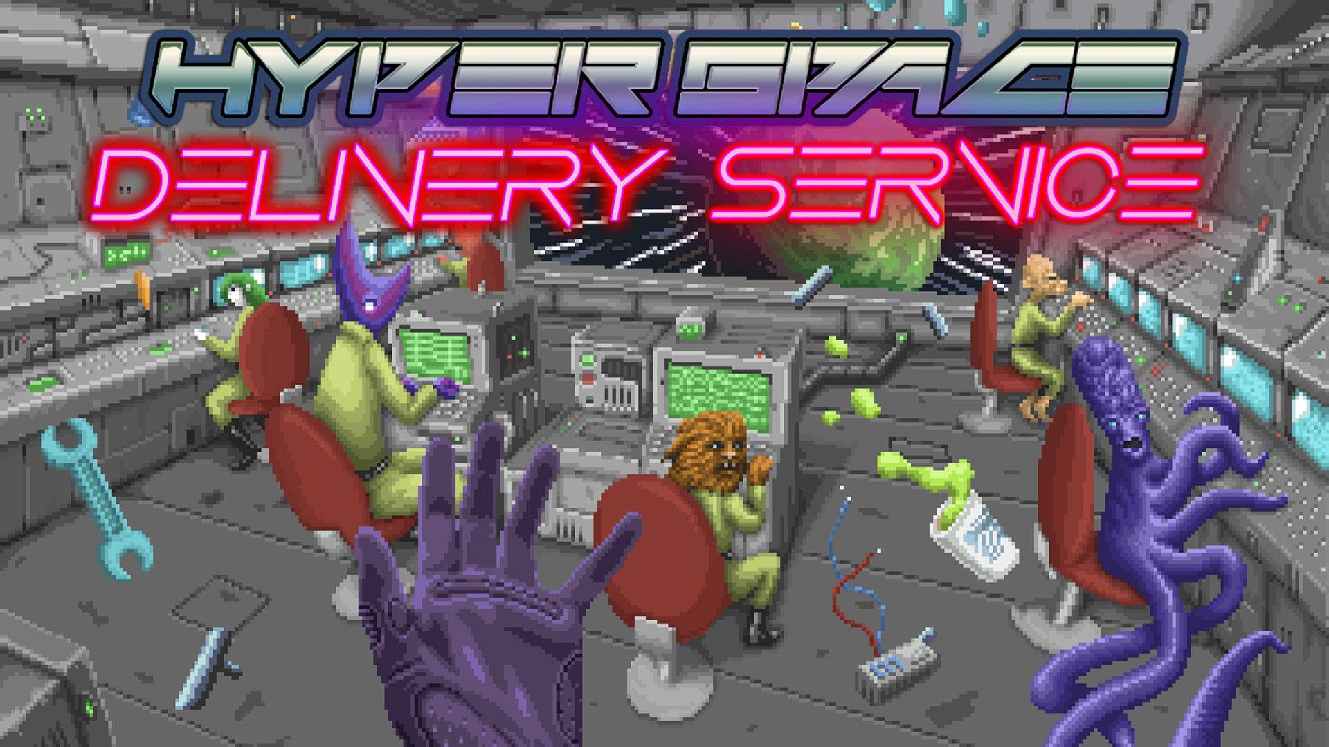 Hyperspace Delivery Service появится на Switch уже на следующей неделе!