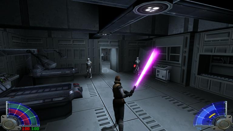 Star Wars Jedi Knight: Jedi Academy выйдет на Switch сегодня
