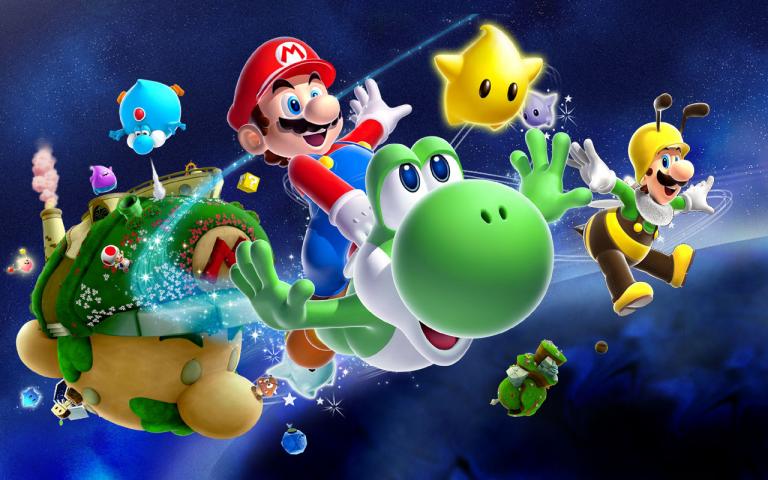 Nintendo планирует анонсировать ремастеры и новые игры Mario, чтобы отпраздновать 35-летний юбилей серии!