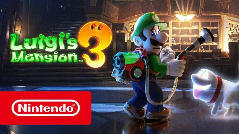 Для Luigi's Mansion 3 вышло обновление